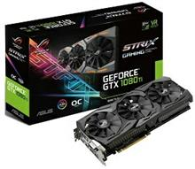 ASUS ROG-STRIX-GTX1080TI-O11G-GAMING Graphics Card